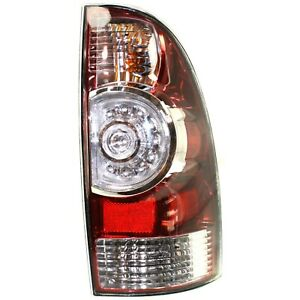 Led Tail Light For 2009 2015 Toyota Tacoma Passenger Side