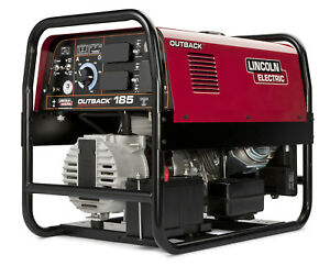 Lincoln Outback 185 Welder Generator New K2706 2