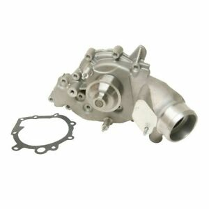 Engine Coolant Water Pump With Gasket 94410602122 For Porsche 944 924 2 5l L4