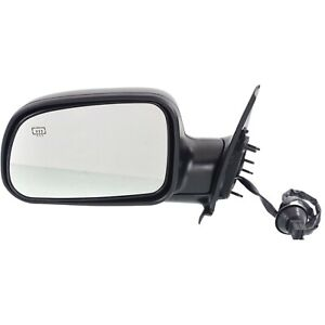 Kool Vue Power Mirror For 2001 2004 Jeep Grand Cherokee Driver Side Heated