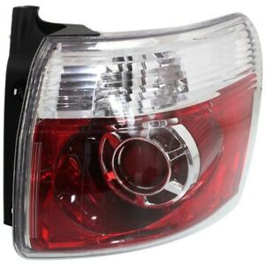 Taillight Taillamp Outer Passenger Side Right Rh Rr For 07 12 Gmc Acadia New