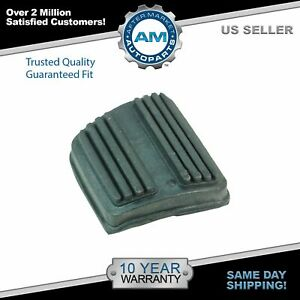 Parking Emergency Brake Pedal Pad New For Buick Cadillac Chevy Gmc Olds Pontiac