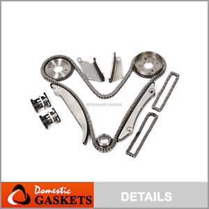 02 06 Chrysler Concorde Dodge Intrepid Charger Magnum 2 7l Dohc Timing Chain Kit
