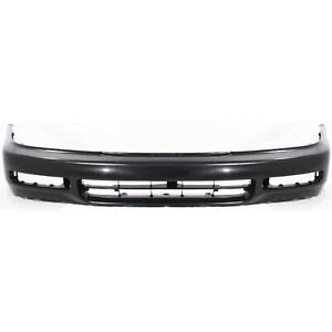Front Bumper Cover For 96 97 Honda Accord W Fog Lamp Holes Primed