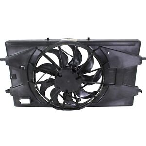 Radiator Cooling Fan For 2005 2010 Chevrolet Cobalt 2007 2009 Pontiac G5
