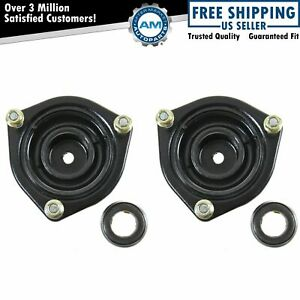 Front Upper Strut Shock Mount W Bearing Pair Set Of 2 For Villager Quest Van