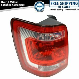 Taillight Taillamp Rear Brake Light Driver Side Left Lh New For 08 12 Escape