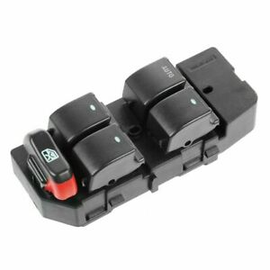 Master Power Window Switch Lh Left Driver Side Front For 06 08 Chevy Impala