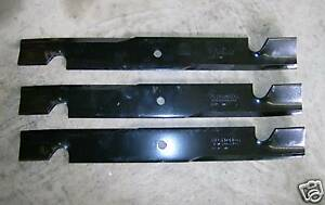 Bush Hog Oem Lawn Mower Blades 50056493 For 60 61 Decks