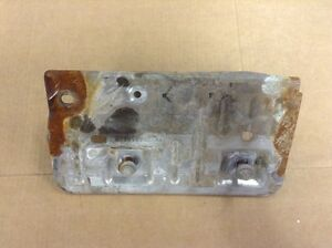03 04 05 06 07 Ford F250 F350 Left Driver Battery Tray 6 0l Diesel B9