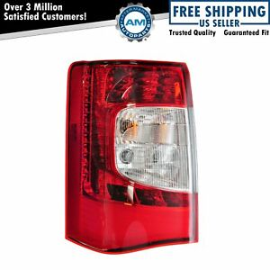 Led Tail Light Taillamp Driver Side Left Lh Lr For 11 16 Chrysler Town Country