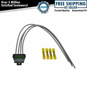 Ac Delco Electrical Connector W Pigtail Wire For Gm Car Van Suv Pickup Truck