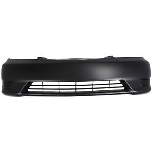 Front Bumper Cover Primed For 2005 2006 Toyota Camry 5211906909 To1000284