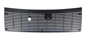 1983 1993 Ford Mustang Or Cobra Black Cowl Vent Grille Grill Top Cover Wiper