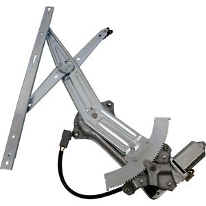 Power Window Regulator For 94 2004 Ford Mustang Front Driver Side With Motor