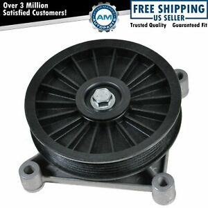Dorman Ac Air Conditioning Compressor Bypass Pulley For Gm New
