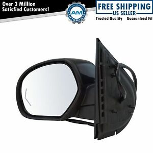Mirror Power Folding Heated Memory Puddle Signal Left Lh For Gm Pickup Suv