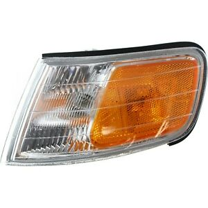 Corner Parking Turn Signal Light Lamp Driver Side Left For 1994 97 Honda Accord
