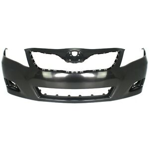 Bumper Cover For 2010 2011 Toyota Camry Le Xle Models Usa Built Primed Front