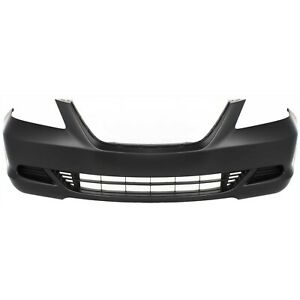 Front Bumper Cover For 2005 2007 Honda Odyssey Primed 04711shja90zz