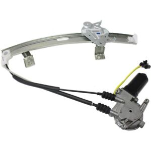 Power Window Regulator For 91 96 Mitsubishi 3000gt Front Driver Side With Motor