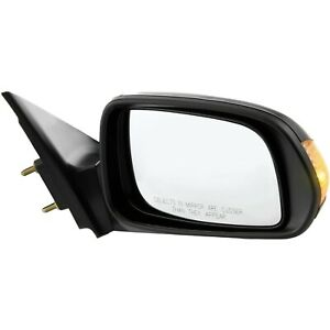 Power Mirror For 2005 2010 Scion Tc Passenger Paintable Oe Replacement Right