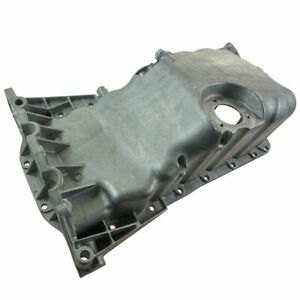Engine Oil Pan New For 02 06 Audi A4 1 8l