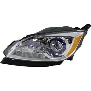 Headlight For 2012 2015 2016 2017 Buick Verano Left With Bulb