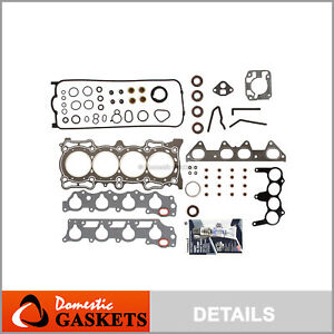 Fits 94 97 Honda Accord Ex 1997 Acura Cl 2 2 Sohc Graphite Head Gasket Set F22b1