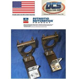 1966 67 68 69 70 Charger Road Runner Super Bee Muffler Hangers Mopar Usa New