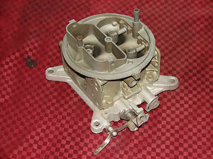 65 Ply Dodge 426 Race Hemi Cross Ram Super Stock Holley Carburetor List 3116