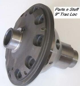 Trac Loc Posi Traction 31 Spline 9 Inch Ford 4 Pin Clutch Unit Track Locker New