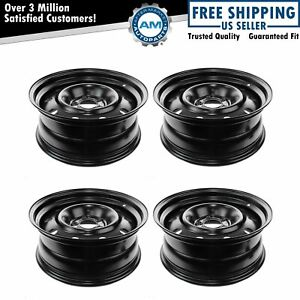 Dorman Wheel 17 Inch Steel Replacement Kit Of 4 For 05 10 300 Charger Magnum