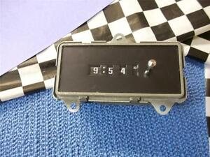 1981 Buick Riviera Digital Clock Nos