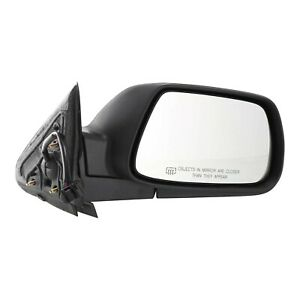 Side View Power Heated Mirror Passenger Right Rh For 05 10 Jeep Grand Cherokee