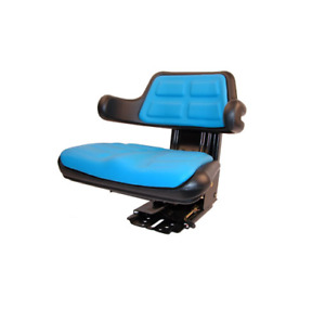 Tractor Seat Fits Ford new Holland Adj Angle And Susp