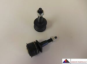 2 Front Upper Ball Joints Right Left Suspension Kit Warranty