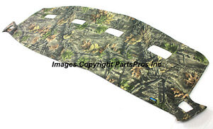 New Superflage Camouflage Camo Tailored Dash Mat Cover 2003 05 Dodge Ram Truck