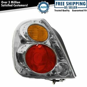 Taillight Taillamp Rear Brake Light Driver Side Left Lh For 02 04 Altima