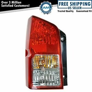 Taillight Taillamp Tail Brake Light Driver Side Left Lh For 05 12 Pathfinder