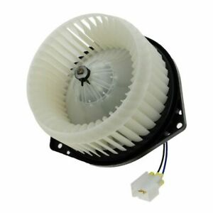 Heater A c Ac Blower Motor W Fan Cage For Sentra Forester Frontier Pickup Truck