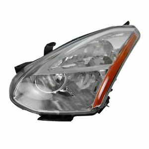 Hid Headlight Headlamp Left Hand Driver Side Lh For 08 12 Nissan Rogue Xenon