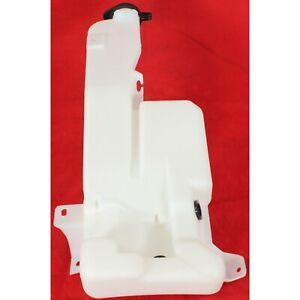Windshield Washer Reservoir Tank Bottle W Cap For Cadillac Gmc Chevy