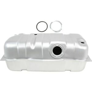 20 Gallon Fuel Gas Tank For 86 96 Jeep Cherokee 86 90 Wagoneer Fi Silver
