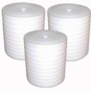 1 32 Micro Foam Cushion Wrap 750 Ft Foot Fast Free Shipping Perforated 12 In