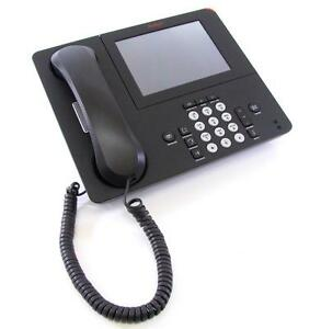 Avaya 9670g Ip Voip Office Phone Deskphone Color Touchscreen 700460215