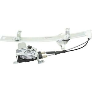 Power Window Regulator For 97 2005 Buick Century Front Driver Side With Motor