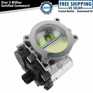 Throttle Body Assembly For Escalade Express Silverado Sierra Tahoe Envoy Yukon