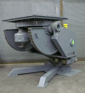 40000 Lb Worthington ransome 400p Welding Positioner 26682