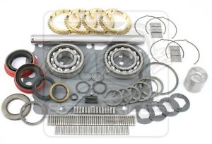 Ford Toploader Heh Rug 4 Speed Rwd Heavy Duty Bearing Transmission Rebuild Kit